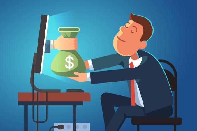 Wegen hohen Gebühren und unüberschaubare Transaktionskosten und niedrigen Zinseinnahmen, war es für viele Anleger nicht mehr profitabel auf die Verwaltung durch Dritte zu setzen. (#4)