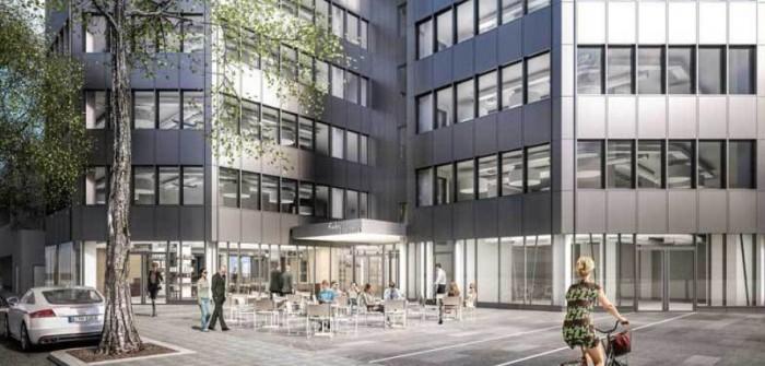 """Deka Immobilien erwirbt """"Ruby Leni"""" für Spezialfonds von der OFB Projektentwicklung GmbH"""