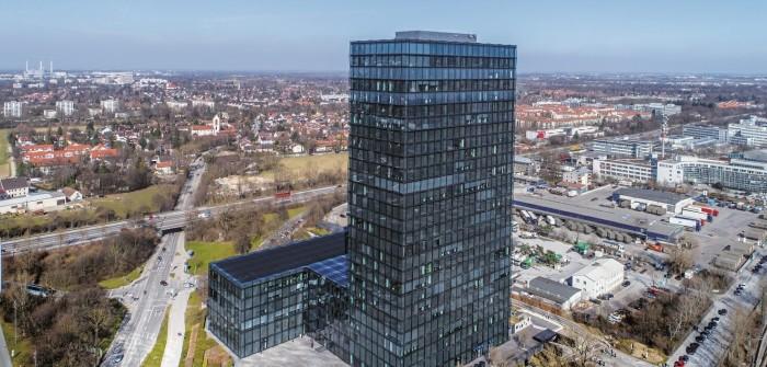 SZ-Tower: Art-Invest erwirbt Münchens Landmark-Immobilie