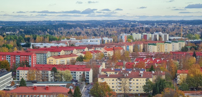 eQ Finnish Residential Fund investiert über 300 m€ in Wohnimmobilien (Foto: shutterstock - Ml_an)